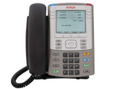 Nortel Avaya 1140E IP Phone - Text Keys - Refurbished (NTYS05-R-TEXT)
