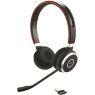 Jabra EVOLVE 65 With Charging Stand MS Stereo 6599-823-499