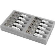 Startech.com Gigabit RJ45 Copper SFP Transceiver Module - HP J8177C Compatible - 10 Pack (J8177C10PKST)