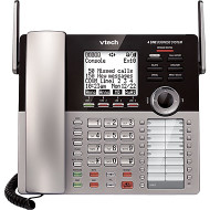 Vtech 4 Line Analog Office Desk Phone (CM18445)