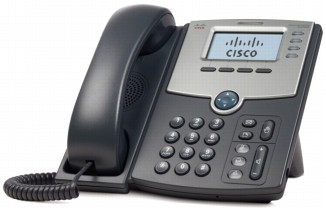 Cisco SPA504G IP Desk Phone (SPA504G)