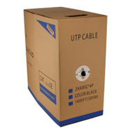Generic CAT5E 305m / 1000 feet Gel-Filled Burial Box Cable - Blue (5F244UTP-DB)