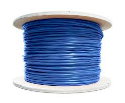 CAT6A Wooden Spool