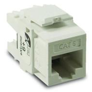 Leviton 61110RW6 White CAT6 Extreme Jack (61110-RW6)