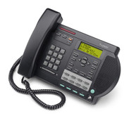Nortel/Aastra Venture 3 Line Analog Telephone - Black - Refurbished (NT2N82)