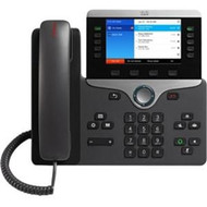 Cisco 8841 Wall Mountable IP Multi Platform Phone (CP-8841-3PCC-K9)