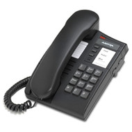 Mitel 8004 Analog Desk Phone - Charcoal - Refurbished ( A1219-0000-1000-R)
