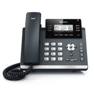 Yealink SIP-T42G Ultra-elegant Gigabit IP Phone (SIP-T42G)