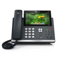 Yealink SIP-T48G VoIP Gigabit Touchscreen Telephone (SIP-T48G)
