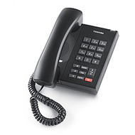 Toshiba DP5008 Desk Phone - Black - Refurbished (DP5008)
