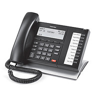 Toshiba DP-5022C-SD Desk Phone - Black - Refurbished (DP-5022C-SD)