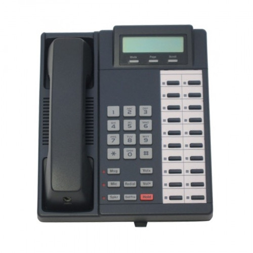 Toshiba DKT-2020SD Desk Phone - Black - Refurbished (DKT-2020SD-B-R)