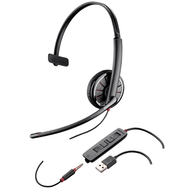 Plantronics Blackwire C315.1 USB Mono Corded Headset (204440-102)