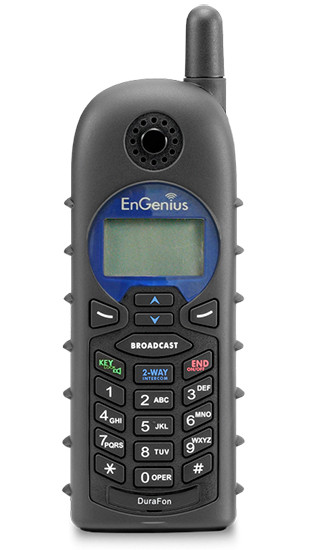 EnGenius Durawalkie 2-Way Radio For Durafon Pro Series (DuraWalkie)