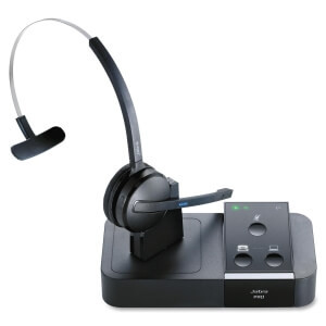 Jabra Pro 9450 FLEX Wireless Headset - OPEN BOX (9450-65-707-105-OB)