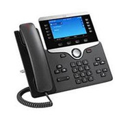 Cisco 8861 SIP Desk Phone - Charcoal (CP-8861-3PCC-K9=)