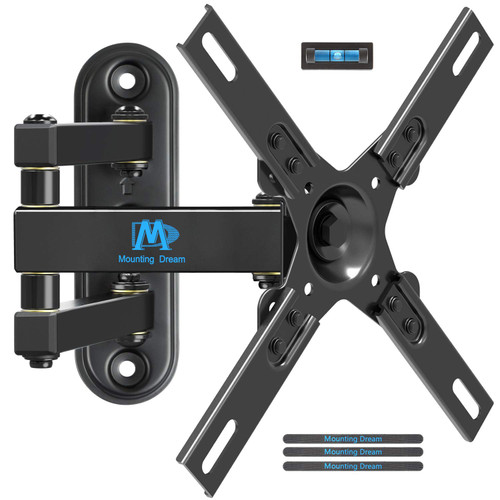 Mounting Dream - Monitor Wall Mount for 17-39 Inch Screens (MD2463-L)