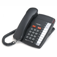 Mitel / Aastra 9110 Single Line Charcoal Desk Phone - Refurb ( A1264-0000-1005-R)