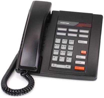 Aastra M8009 Analog Desk Phone - Refurbished (NT2N24)
