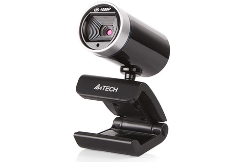 A4TECH 1080P Webcam - Black (PK-910H)