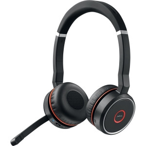 Jabra Evolve 75 incl. charging stand MS Stereo Headset OB (7599-832-199-OB)