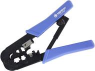Network Electronic Tools CAT5 / CAT6 Crimp Tool (CRIMPTOOL)