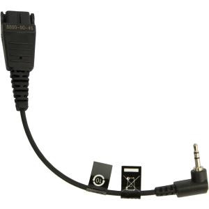 Jabra GN QD to 2.5mm Cord (8800-01-46)