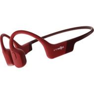 Aftershokz Aeropex Bluetooth Headset IP67 Solar Red w/Mic (49514)