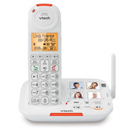 VTECH Amplified Cordless Phone with Answering System (SN5127)