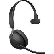 Jabra Evolve2 65 Link380a UC Mono Black USB-A Open Box (26599-889-999-OB)