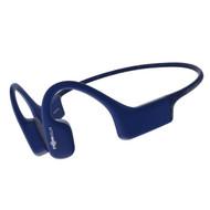 Aftershokz Xtrainerz Waterproof IP68 MP3 Headset Sapphire Blue w/Mic (AS700SB)