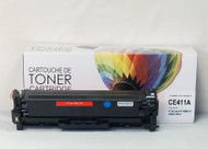 HP CE411A Compatible Cyan Toner Cartridge (DD-HPCE411A)