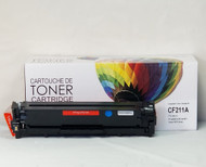 HP CF211A Compatible Cyan Toner Cartridge (DD-HPCF211A)
