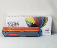 Brother TN225 Compatible Cyan Toner Cartridge (DD-BROTN225C)