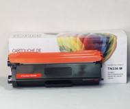Brother TN336M Compatible Toner Cartridge Magenta (DD-BROTN336M)