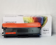 Compatible Brother TN339C Toner Cartridge - Cyan - Balloon Brand