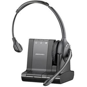Plantronics Savi W710 Mono Wireless DECT Noise Cancelling Headset (83545-01)