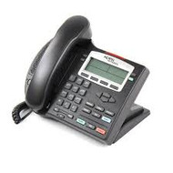 Nortel i2002 IP Phone With Silver Bezel (NTDU91)