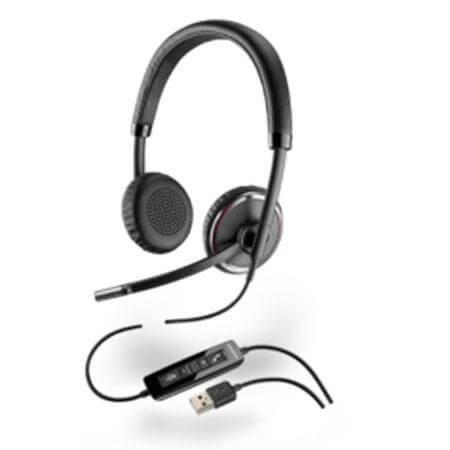 Plantronics Blackwire C520 Headset (88861-01)
