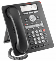 Avaya 1608 IP Phone Black (Icon) (700508260)