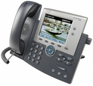 Cisco Unified IP Phone 7945G (Refurbished) (CP-7945G-RF)