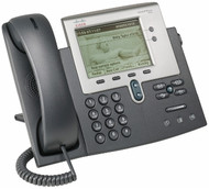 Cisco Unified IP Phone 7942G (Refurbished) (CP-7942G-RF)