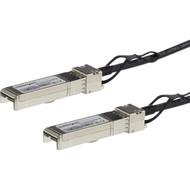 StarTech.com 0.5m 10G SFP+ to SFP+ Direct Attach Cable for Cisco SFP-H10GB-CU0-5M 10GbE SFP+ Copper DAC 10Gbps Passive Twinax SFPH10GBC05M