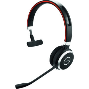 Jabra Evolve 65 MS mono Headset (6593-823-309)