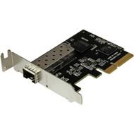 StarTech.com PCI Express 10 Gigabit Ethernet Fiber Network Card w/ Open SFP+ - PCIe x4 10Gb NIC SFP+ Adapter PEX10000SFP