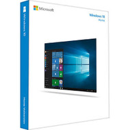 Microsoft Windows 10 Home 32/64-bit - License and Media - 1 License - Flash Drive - English (KW9-00016)