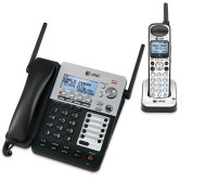 Vtech 4 Line Corded / Cordless DECT Telephone