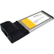 StarTech.com ExpressCard Gigabit Ethernet Network Adapter Card EC1000S