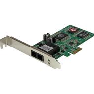 StarTech.com PCI Express (PCIe) Gigabit Ethernet Multimode SC Fiber Network Card Adapter NIC - 550m PEX1000MMSC2