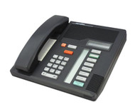 Nortel/Meridian M7208 Desk Phone - Black (Refurbished) (NT8B30)